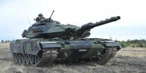 Türk tankları oraya giriyor