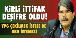 Teröristbaşı Müslim: YPG çekilmek istese de ABD istemez