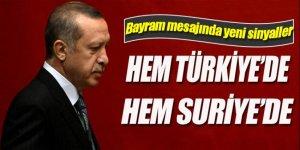 Cumhurbaşkanı Erdoğan'dan flaş PKK ve DAİŞ mesajı!