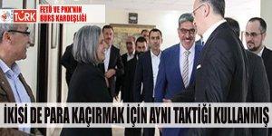 FETÖ ve PKK'nın burs kardeşliği belgelendi!