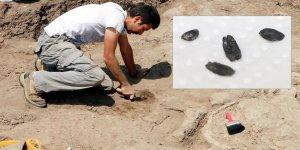 6 bin yıllık tahıl örnekleri bulundu