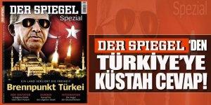 Alman Der Spiegel'den Türkiye'ye küstah cevap