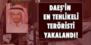 DAEŞ'in en tehlikeli teröristi yakalandı!