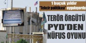 PYD'den kirli oyun