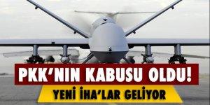 PKK'nın kabusu oldu: Yeni İHA'lar geliyor