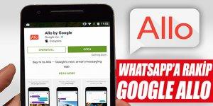 Yeni mesajlaşma aracı Google Allo kullanıma sunuldu