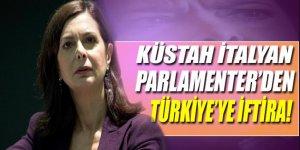 Laura Boldrini'den Türkiye'ye iftira