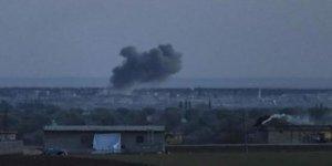 Özgür Suriye Ordusu Azez'de PYD'yi püskürttü