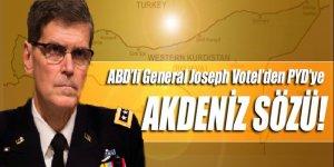 ABD'den, terör örgütü PYD'ye Akdeniz sözü