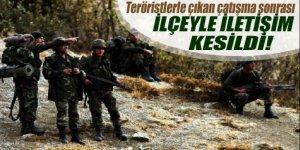 Tunceli'de çatışma sonrası elektrik ve internet kesildi