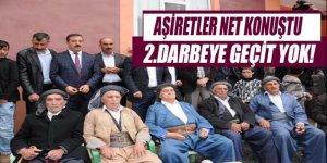 Jirki Aşireti lideri: Aşiretler 32 yıldır vatanperver ve devletine sadıktır