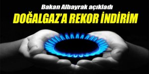 Enerji Bakanı Berat Albayrak: Doğalgaza yüzde 10 indirim geliyor