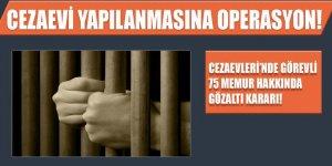 Savcılık talimat verdi cezaevlerinde FETÖ operasyonu!