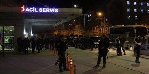 Nusaybin'de polis servis aracına saldırı: 10 yaralı