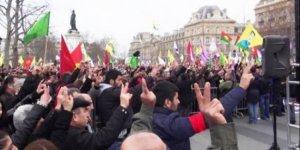 PKK'lılar Türklere saldırdı, polis sadece izledi
