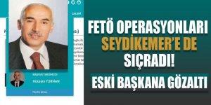 Fethiye'de düzenlenen FETÖ operasyonları Seydikemer'e de sıçradı!