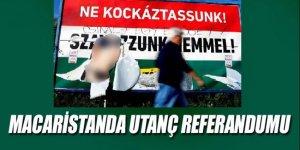 Macaristan'da bin 294 sığınmacı için referandum yapılıyor