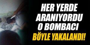 Bombacı Mehmet Demir İzmir'de yakalandı!