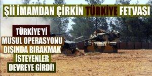 Türkiye'yi Musul operasyonu dışında bırakmak isteyenler devrede!