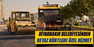 Diyarbakır'da belediyeden 'Beyaz Kürtlere' ayrıcalıklı hizmet