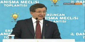 Davutoğlu: 'Kandil'i vurduğumuz gibi PYD'yi de vururuz'