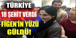 Şehit haberleri Türkiye'yi kahrederken HDP'de yüzler gülüyor