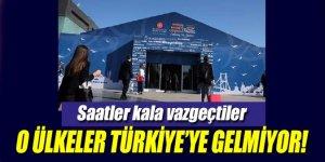 İran ve Irak enerji bakanları Türkiye'ye gelmiyor