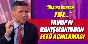 Donald Trump'ın danışmanı Flynn, Türklerle görüştü