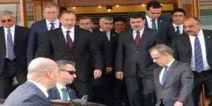 Aliyev'den, Türkiye'ye  dostluk mesajı!