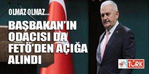 Olmaz olmaz: Başbakan'ın odacısı FETÖ'den açığa alındı!
