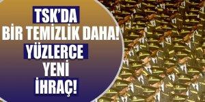 TSK açıkladı: 233 asker daha ihraç edildi!
