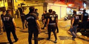 300 polisle dev operasyon!