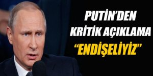 Putin'den ABD ile ilgili flaş açıklama