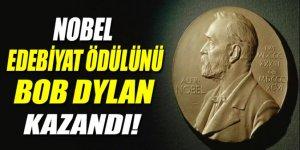 Nobel Edebiyat Ödülü Bob Dylan'ın!