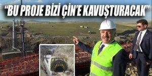 Ulaştırma Bakanı Arslan: Bu proje bizi Çin'e, Avrupa'ya kavuşturacak