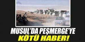 Peşmerge güçlerinden 6 kişi yaşamını yitirdi