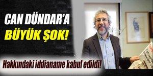 Can Dündar'a 'Nöbetçi Yayın Yönetmenliği' Davası