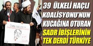 Mukteda es-Sadr'ın provokasyonu! Türkiye'nin Bağdat elçiliğine yürüdüler