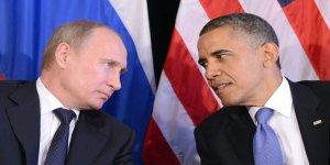 İki kafadar Obama ve Putin telefonda görüştü!