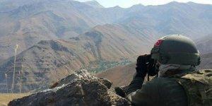 PKK sığınakları imha edildi!