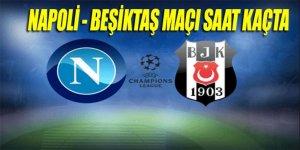 Beşiktaş, Napoli deplasmanında galibiyet arıyor