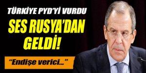 Rusya'dan flaş Türkiye açıklaması: Endişe verici