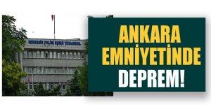 Ankara Emniyetinde  ByLock depremi