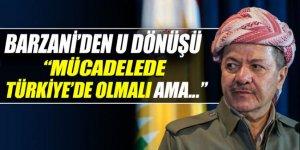 Mesud Barzani'den çark: Bağdat'ın onayı gerek