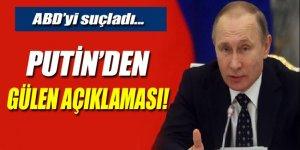 Putin'den Gülen açıklaması!