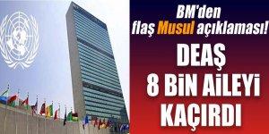 BM'den flaş Musul açıklaması!