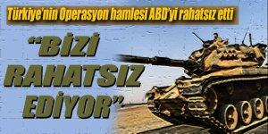 ABD'li senatör Türkiye'nin operasyonlarından rahatsız oldu!