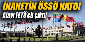 İhanetin üssü NATO