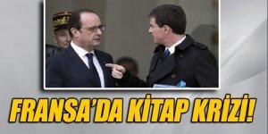 Hollande ile Valls arasında 'kitap' krizi