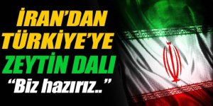 İran'dan Türkiye'ye müzakere çağrısı
